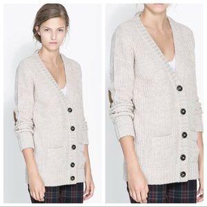 👚🌸Zara beautiful sweater cardigan ❤️